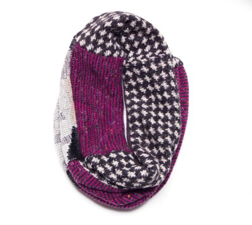 Mainseam Crystals Loopscarf Anemone