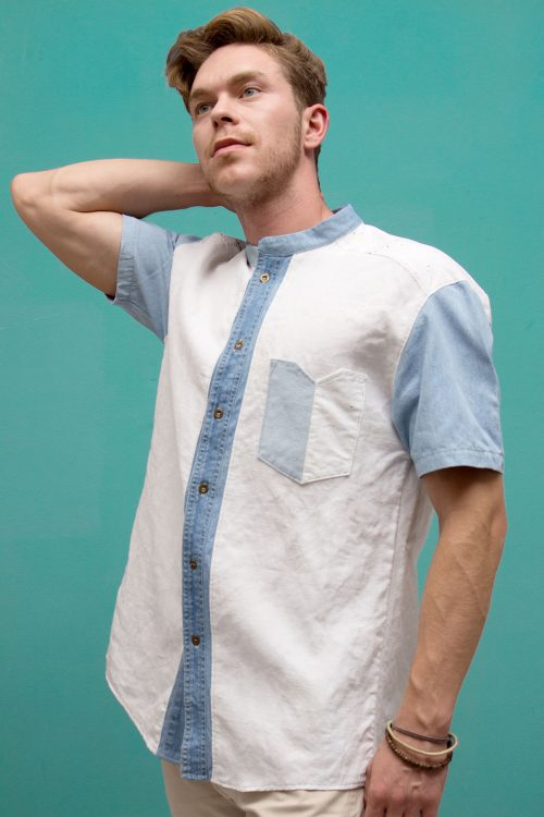 Mainseam Tie-me-up Men Cedar front