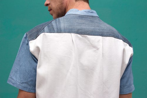 Mainseam Tie-me-up Men Sugar Maple back detail